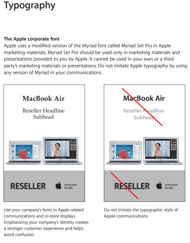 Apples Brand Book  Style Guide for Channel Affiliates