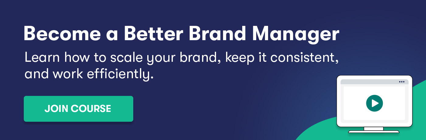 course better brand manager