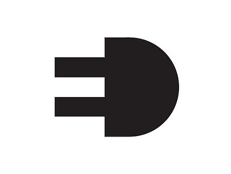 ed electric plug logo